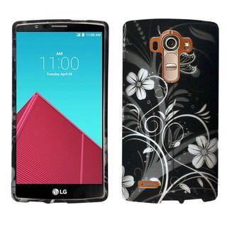 Insten Slim Hard Snap-on Rubberized Matte Phone Case Cover For LG G4