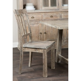 Kosas Collection Rockie Pine Wood Side Chair