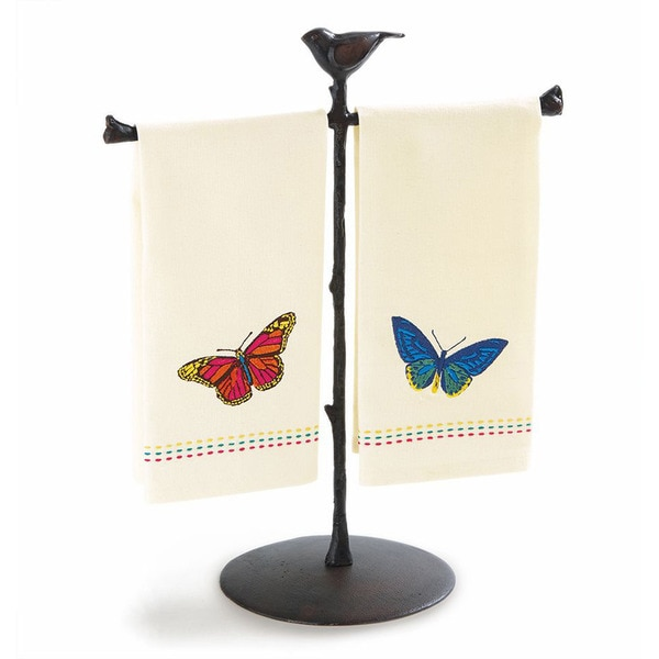 Songbird Guest Bath Towel Holder