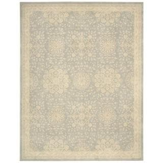 kathy ireland by Nourison Royal Serenity Cloud Rug (9'6 x 13'6)