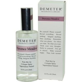 Demeter Women's 4-ounce Provence Meadow Cologne Spray