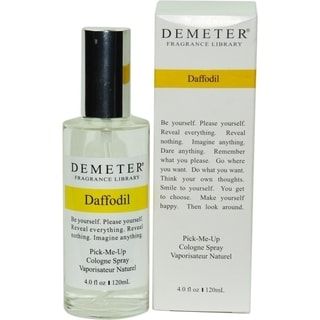Demeter Women's 4-ounce Daffodil Cologne Spray
