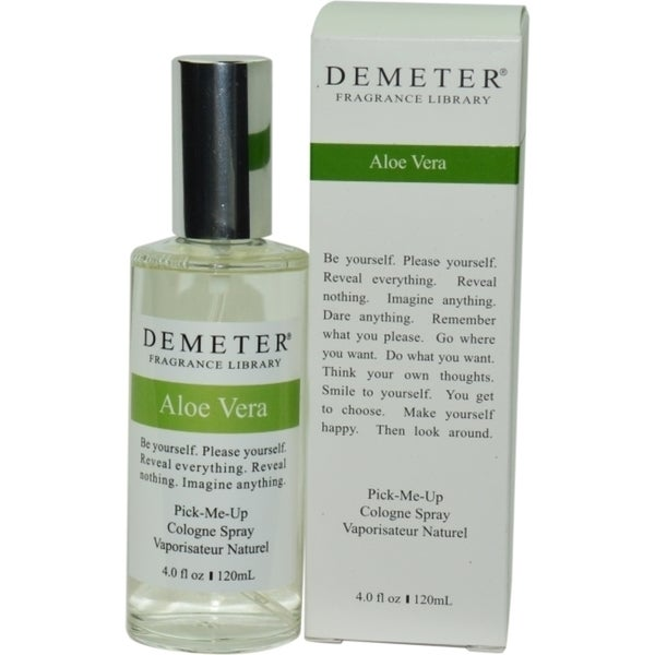Demeter Women's 4-ounce Aloe Vera Cologne Spray
