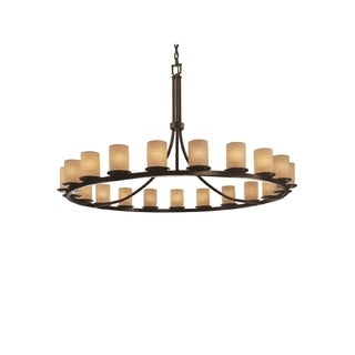 Justice Design Group Limoges 21-light Dakota 1