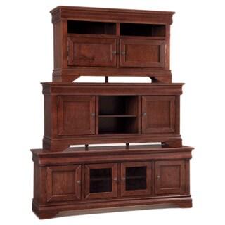 Furniture of america walder vintage walnut 68 inch tv for Furniture of america danbury modern