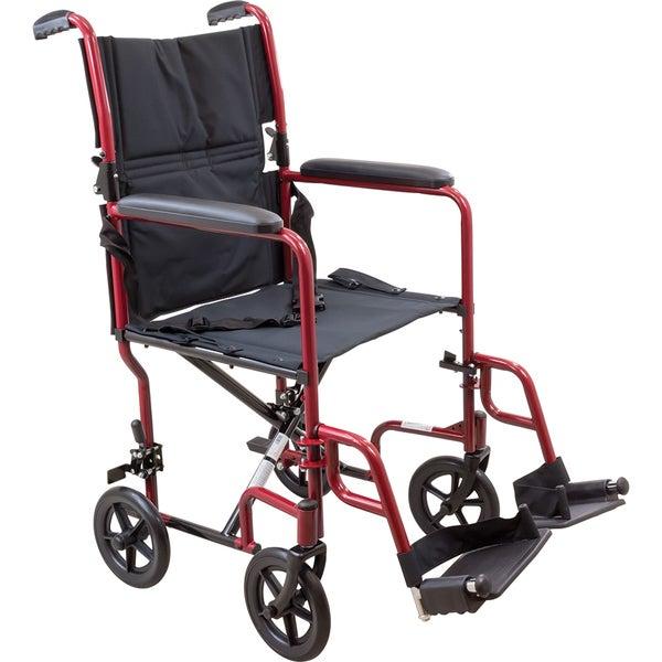 Roscoe Medical Transport Chair 17471816 Overstock Com