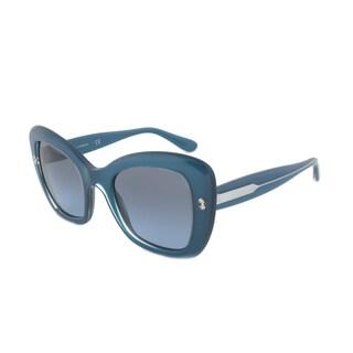 Dolce & Gabbana Sunglasses DG 4205 2776/8F, Ocean Blue Frame, Blue Lenses