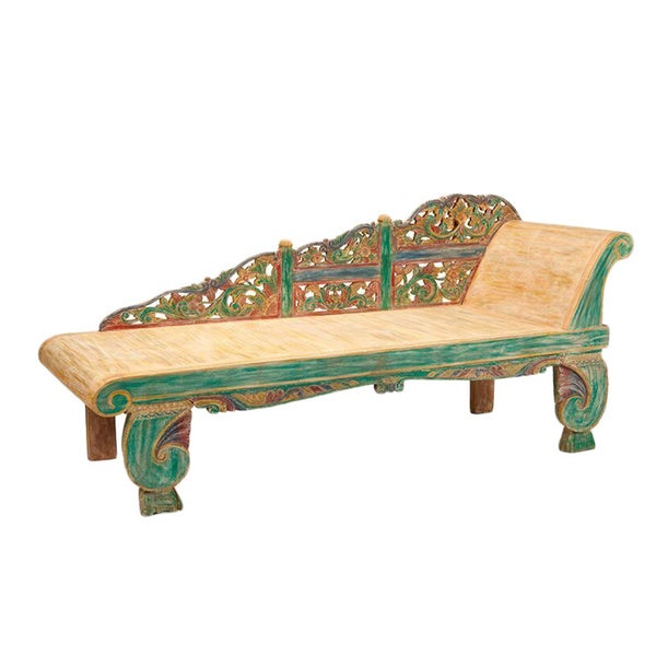 Happy Landings Reclaimed Wood Day Bed