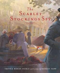 Scarlet Stockings Spy (Hardcover)