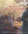 Scarlet Stockings Spy (Hardcover)
