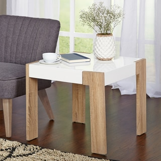 Simple Living Smart End Table