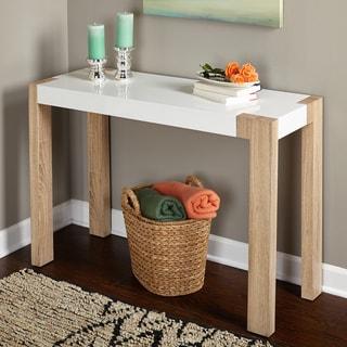 Simple Living Smart Console Table/ Desk