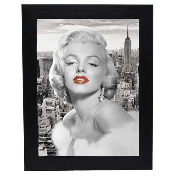 Marilyn Monroe Framed 3D Wall Art