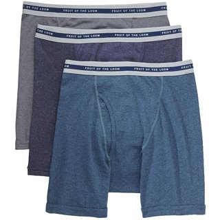 Fruit of The Loom Men's Easy Care 3-pack Boxer Briefs