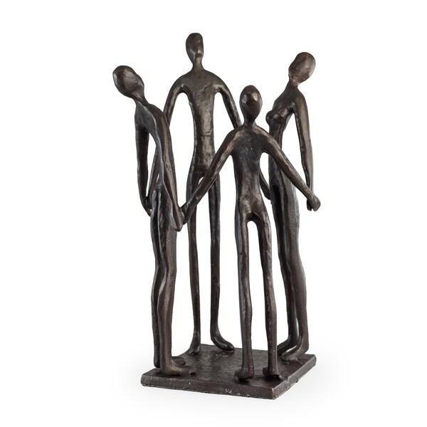 Danya B Circle of Love Bronze Sculpture 15845849