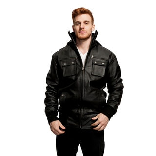 Men's James Leather Jacket