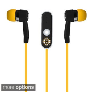 Mizco NHL Stereo Hands Free Earbuds
