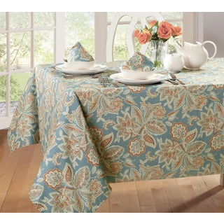 Waverly Treasure Trove Micro Fiber Table Cloth