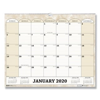 House of Doolittle 2016 Monthly Horizontal Wall Calendar