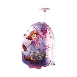 American Tourister by Samsonite Disney Sofia the First 16-inch Rolling Hardside Suitcase