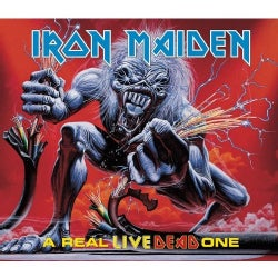 Iron Maiden - Real Live Dead One