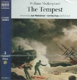 The Tempest (CD-Audio)