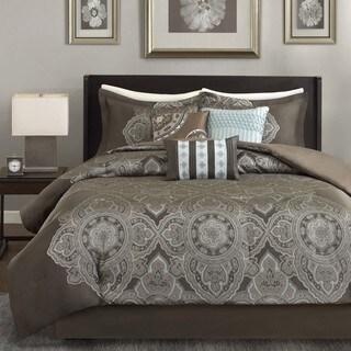 Madison Park Priya 7-Piece Comforter Set