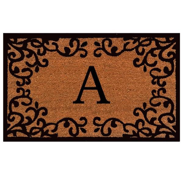 Chateaux Natural Coir Doormat
