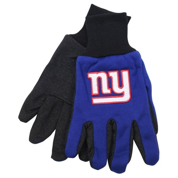 New York Giants NFL Utility Gloves (Pair)