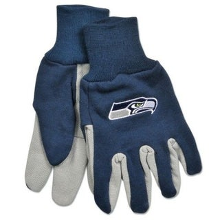 Seattle Seahawks NFL Utility Gloves (Pair)