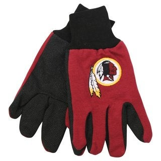 Washington Redskins NFL Utility Gloves (Pair)