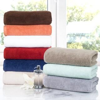 Windsor Home 100-percent Egyptian Cotton Zero Twist 6-piece Set Towels