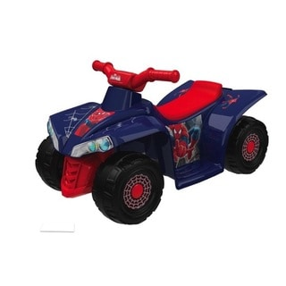 Spiderman 6V Little Quad Ride On
