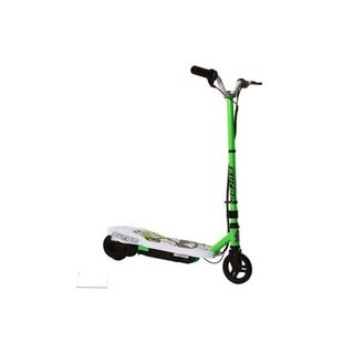 Surge Green Electric Scooter