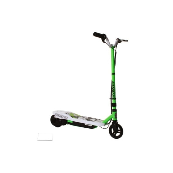 surge green electric scooter - 17474062