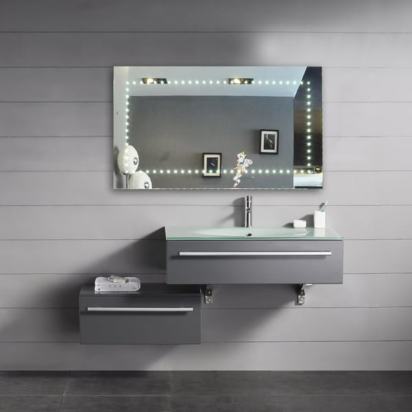 Illuminiated Mirror Sparkle (40x24)