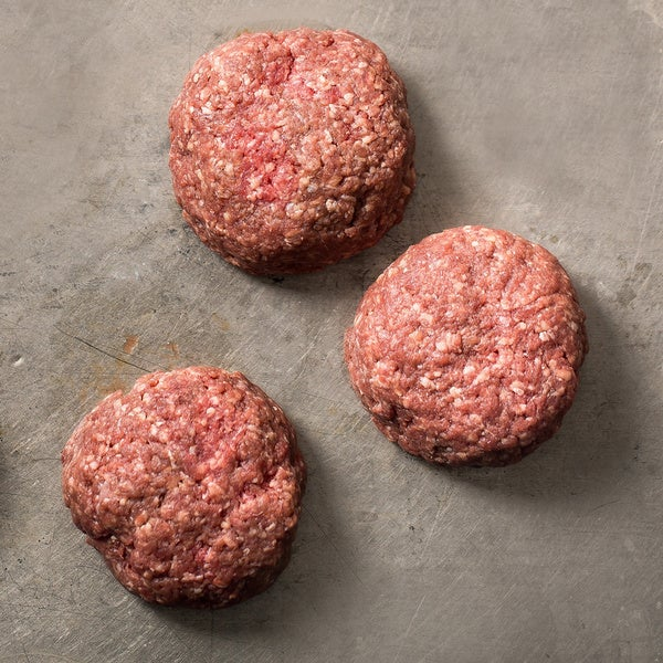 The Community Co-op 5-pound Grass-fed Ground Beef Bundle (Local Delivery)