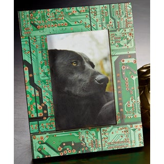 Circuit Board 4 x 6 Photo Frame