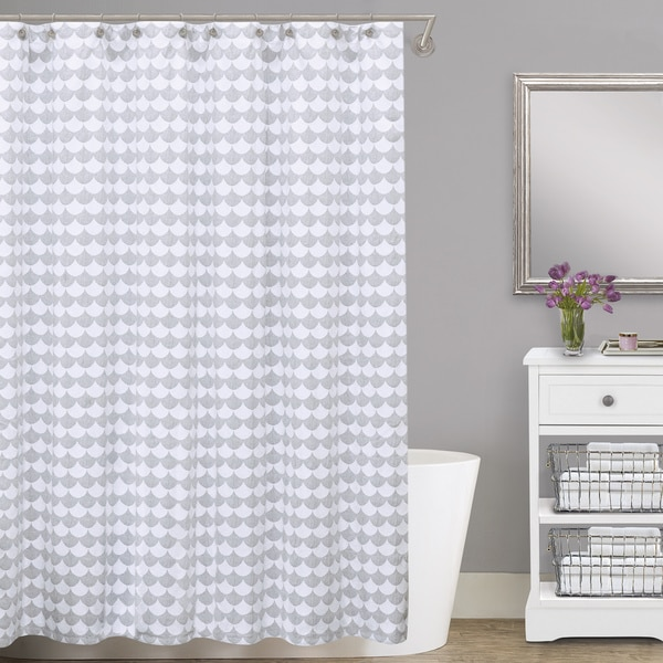 LaMont Home Finley Shower Curtains - 4 sizes available
