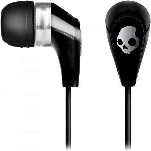 Skullcandy Black 50/50 Earbuds with Mic3