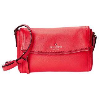 Kate Spade New York Cobble Hill Mini Carson Cherry Liqueur Crossbody Handbag