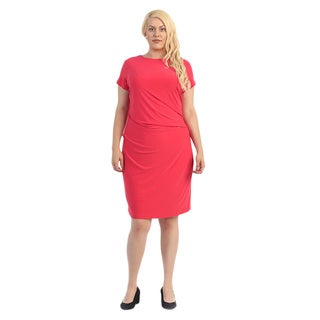 Ella Samani Women's Plus Size Dress