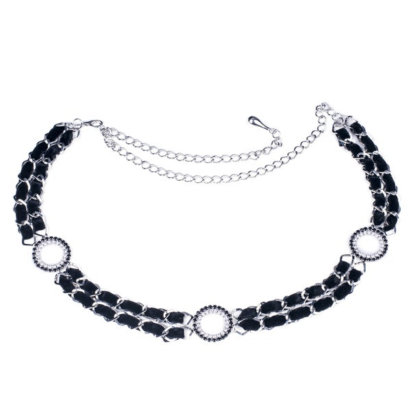 J. Furmani Circles Chain Belt