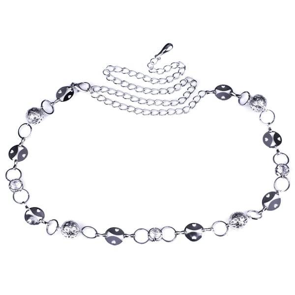 J. Furmani Abstract Chain Link Belt
