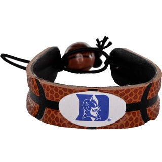 Duke Blue Devils NCAA Classic Basketball Bracelet