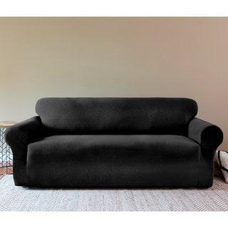 Sydney One Piece Stretch Sofa Slipcover
