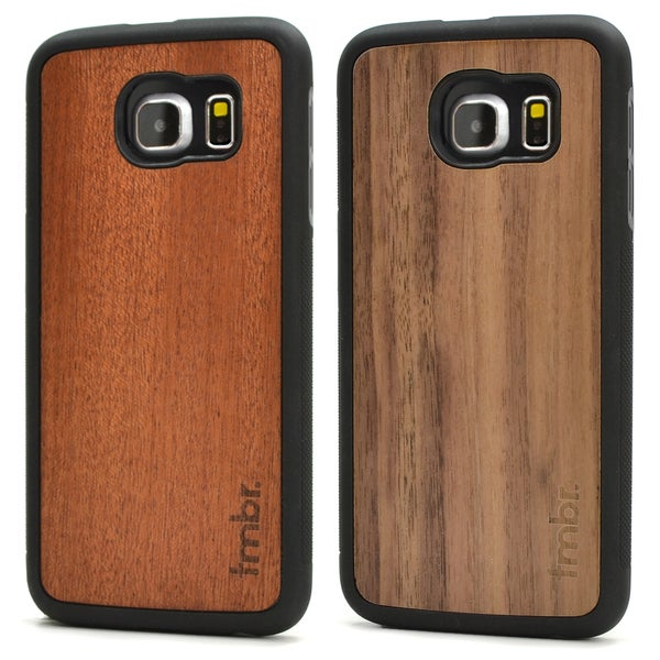 Tmbr. Wood Phone Case for Samsung Galaxy S6 Edge