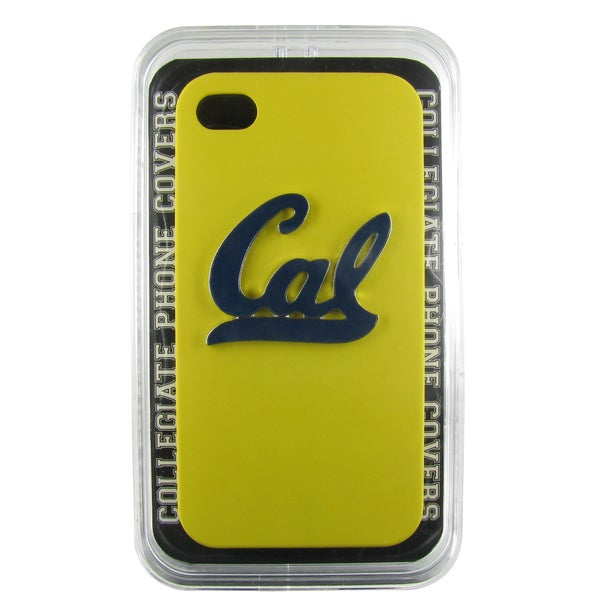 NCAA UC Berkeley Enamel Cal yellow iPhone 4/ 4S Case