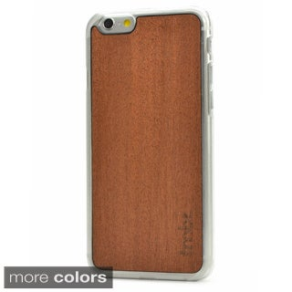 Tmbr. Clear Bumper Wood Case for Apple iPhone 6