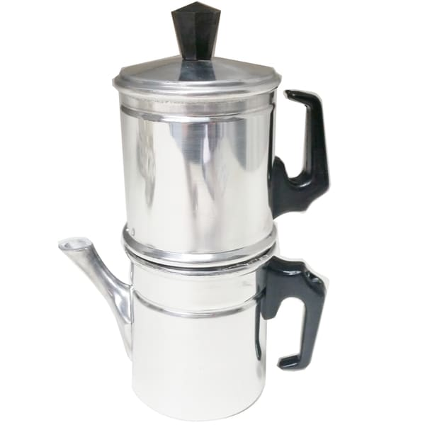 Stovetop Coffee Maker Vs French Press : Isa Stove-top Coffee Maker